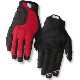 Giro Remedy X2 Guantes Hombre, dark red/black/gray